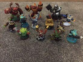 Skylanders figures from £1 each!