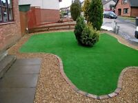 THE WINTER GARDEN ARTIFICIAL GRASS ( NEW SPRING STOCK JUST ARRIVED )SPECIAL PRICE £ 12,99