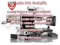 Cctv installation/ installer