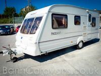 (Ref: 798) Bailey Pageant Auvergne 5 Berth *Awning Included**