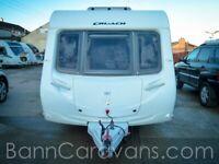 (Ref: V112) 2012 Sterling Cruach Cairngorm 4 FB Berth
