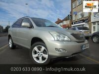 LEXUS RX 300 SE (silver) 2006