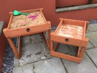 Plum Sand & Water Table
