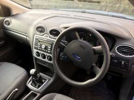 2005 Ford Focus LX 1.6 manual