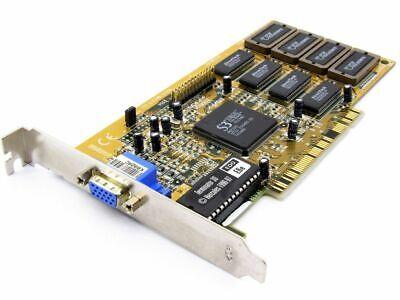S3 VS03 Virge On Board 86C325 Hercules 4MB EDO Vintage Video PCI VGA Grafikkarte