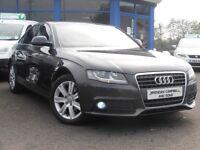 2009 Audi A4 2.0 TDI SE 120BHP 6 Speed In Grey S-LINE SEATING