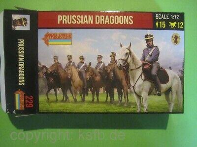 1:72 Strelets #229 Napoleon Preußen Dragoner Kavallerie Prussian Dragoons