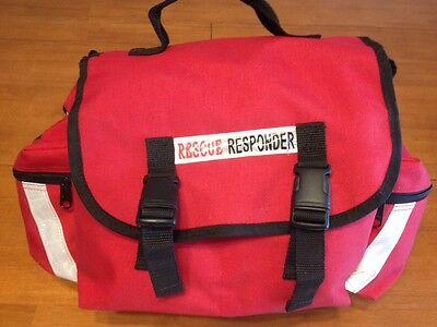 Emt Ems Medical First Aid Rescue Responder Medic Trauma Bandage Paramedic Bag