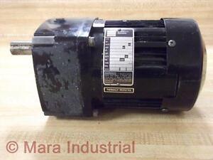 Bodine Electric 42x3bfpp E4 Motor Used Ebay