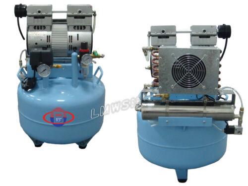 Best-unit 40L Dental Silent Oilless Air Compressor Dryer BD-201D LMWS