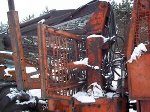 230 TIMBERJACK PORTER AND SKIDDER FOR PARTS
