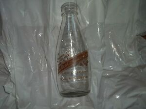Old City Dairy milk Bottle