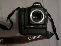 Canon 5d camera Body Only and battery pack