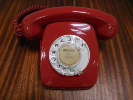 Awesome 1970's Retro Telephone Fremantle Fremantle Area Preview