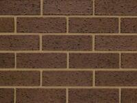 Bracken Brown Rustic Brick