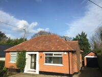 3 Bed Detached Bungalow to rent