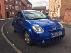 2004/53 REG CITROEN C2 1.1 SX ** IDEAL FIRST CAR ** £795.00