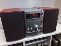 Sony mini stereo system