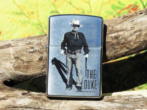 Zippo Lighter - John Wayne Collection - The Duke - Man Who Shot Liberty Valance