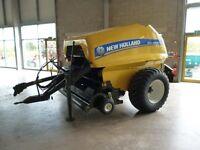 New Holland RB125 Round Baler Ex-Show machine