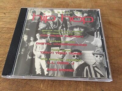 Various Artists Priority Records BEST OF HIP HOP CD Too Short LL Cool J (Best Of Ll Cool J)