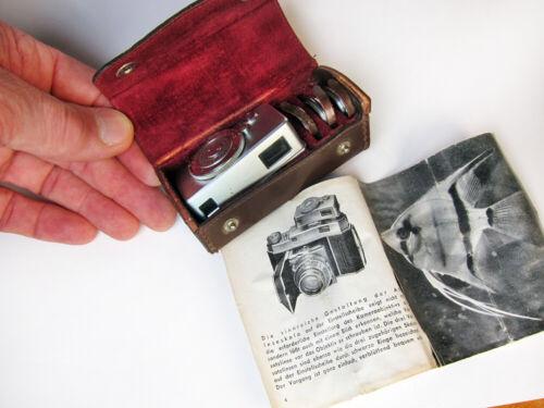 Kodak Close-up Rangefinder Set for Retina Camera w/ f3.5 Lens
