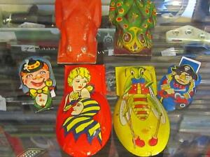 Various Vintage 50's/1960's Tin Litho Clickers - Old Toys Windsor Region Ontario image 4