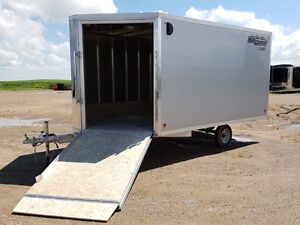 2016 High Country THC-HES 101X12HB Enclosed Snowmobile Trailer