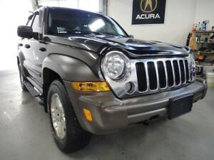 2006 Jeep Liberty Sport,DIESEL,4X4,NO ACCIDENT