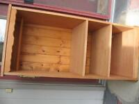 CHILD'S/GOOSE CLOTHES CABINET