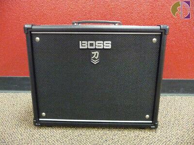 "Boss Katana-50 MkII 50-Watt 1x12"" Digital Modeling Guitar Combo - Free shipping"