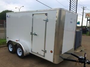 2017 Southland LCHT35-612-72 RD Enclosed Cargo Trailer