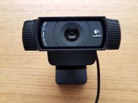 Logitech C910 Webcam - USB 2.0 1920 x 1080 Video