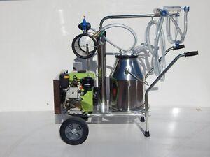 Portable Goat/ Sheep/ Cow Diesel vacuum pump milking machine Eudunda Goyder Area Preview