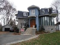Pointe Claire Village / Lakeshore House For Sale