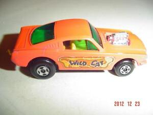 MATCHBOX LESNEY NO. 8 DIECAST WILDCAT SUPERFAST DRAGSTER Windsor Region Ontario image 1