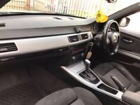 BMW 318D M SPORT SIDE STEP AUTOMATIC DIESEL