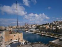 MALTA COSPICUA LOVELY SEA VIEW APARTMENT