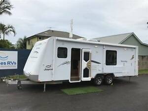 2013 Jayco Sterling caravan 24ft with slide out North Narrabeen Pittwater Area Preview