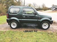 2002 Suzuki Jimny 1.3 JLX 1 Owner From New & LOW MILEAGE