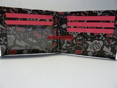 Duct Tape Wallet WITH MONSTER HIGH ON IT Handmade  (STYLE A)