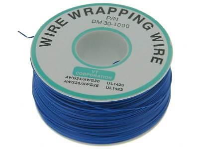 30awg Wire Wrap Wire Blue 33127 Wi