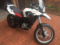 2011 BMW G650GS offers or Swap