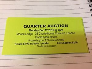 Quarter Auction-Monday December 12 London Ontario image 2