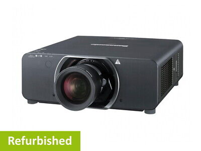Panasonic PT-DS12K  Projector, 12.000 ANSI, 1.400x1.050, 10.000:1, 3-Chip-DLP