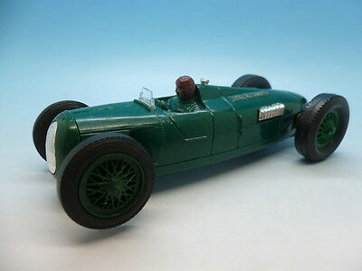 Scalextric C71 Auto Union in Ultra Rare Green, one only.