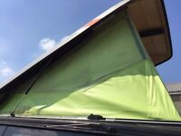 Bongo pop up roof - ideal for conversion