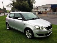 SKODA FABIA 1.6 TDi SE CR, MOT Oct 2018, Excellent All Round, Drives perfect (silver) 2014