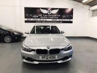 BMW 3 SERIES 316D ES (silver) 2012
