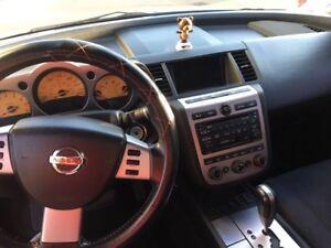 2003 Nissan Murano SL- AWD-loaded - Sun roof.